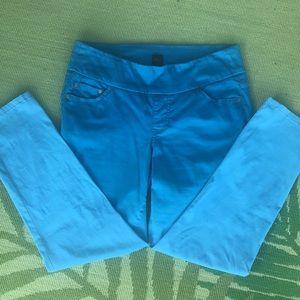 Aqua Jag 8 Ombré pull on pants Glove works slim